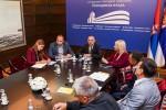 Potpredsednik Milićević se sastao sa predstavnicima Asocijacije ''Vojvodina Agrar''