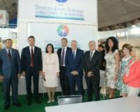 Delegacija iz Vojvodine na sajmu