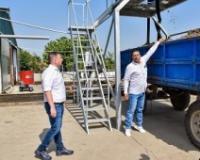 Na farmi u Gospođincima pušten u rad sistem za separaciju stajskog đubriva