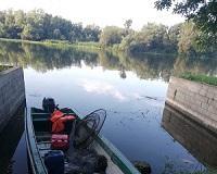 Sprovredene vanredne kontrole ribarskih područja, zaplenjeno preko 8 km zabranjenih mreža