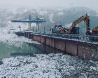 Zbog meteoroloških prilika odlažu se radovi na čišćenju Potpećkog jezera