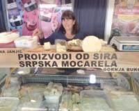 Slatki i slani sirevi osvajaju tržište