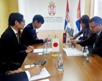 ZNAČAJNO POVEĆANA RAZMENA POLJOPRIVREDNO-PREHRAMBENIH PROIZVODA SRBIJE I JAPANA