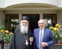 Ministar Krkobabić posetio Eparhiju valjevsku