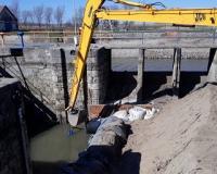 U toku rekonstrukcija hidročvorova Klek i Srpski Itebej