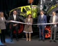 Le Man sada i centar za proizvodnju traktora