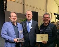 Ecostop funkcija na MLT telehendlerima nagrađena značajnim priznanjem na sajmu Sommet de l'Élevage