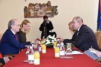 Krkobabić i Pastor o promociji zadrugarstva i formiranju Nacionalnog tima za spas sela Srbije