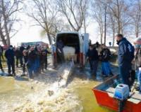 """Poribljavanje na ribolovnim vodama JVP """"Vode Vojvodine"""""""