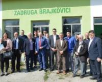 Krkobabić u poseti Zlatiborskom upravnom okrugu