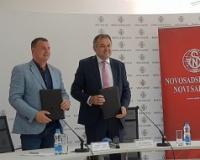 Poljoprivredni fakultet i Novosadski sajam potpisali protokol o saradnji