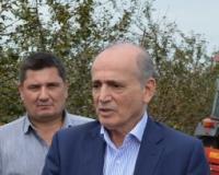 Ministar za brigu o selu  Milan Krkobabić posetio Gadžin Han