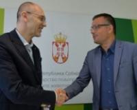 Nedimović predao dužnost Trivanu