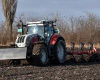Vredno priznanje za Steyr Terrus CVT traktore na sajmu FIMA u Španiji