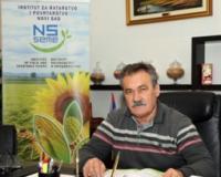 NAŠ SAGOVORNIK PROF. DR MIROSLAV MALEŠEVIĆ, V.D. DIREKTORA INSTITUTA ZA RATARSTVO I POVRTARSTVO
