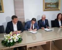 Potpisana povelja o saradnji Zadružnog saveza Vojvodine i  NLB banke