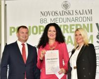 "Priznanje ""Petar Davidović"" listu ""Poljoprivrednik"""