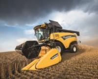 Kompanija New Holand predstavila novu tehnologiju izvršaja Crossover Harvesting koja se primenjuje na modelima kombajna CH 7.70