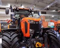 U konkurenciji i traktor treće generacije  M7 serije