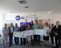 NLB banka nagradila najbolje organske projekte