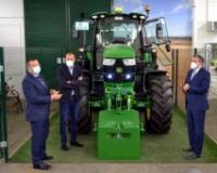 Nabavka najsavremenijg traktora obeležila  početak akademske godine na novosadskom Poljoprivrednom fakultetu
