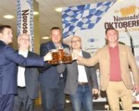 Otvaranjem pivskog bureta počeo Novosadski Oktoberfest