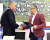 Povoljni krediti za kupovinu poljoprivrednog zemljišta zahvaljujući saradnji Ministarstva poljoprivrede i Banke Poštanska štedionica