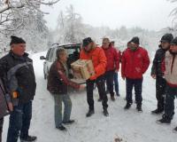 Ugroženi meštani sela na jugu Srbije dobili pomoć PKS