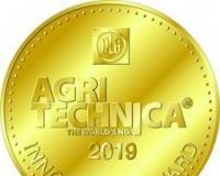 Na Agritechnica 2019 zlatna medalja za John Deere i Joskin