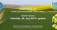 Dan polja NS instituta u četvrtak 30. maja