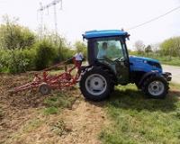 Bez preregistracije traktora